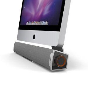Ongekend Compact Mini Soundbar Speakers Home Theatre Cinema TV PC 2.1 - w/w FC-36