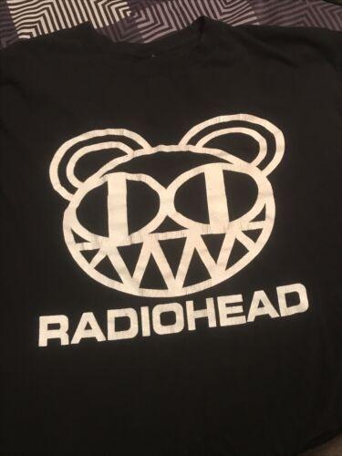 Radiohead Vintage T Shirt Caribou Tour 2012