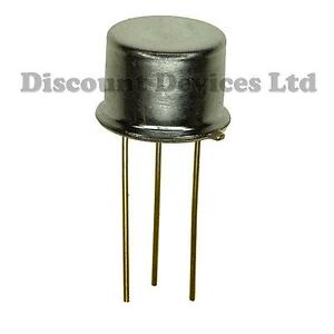 5X 2N2219A NPN Transistor Pack of 5 to-39 ST
