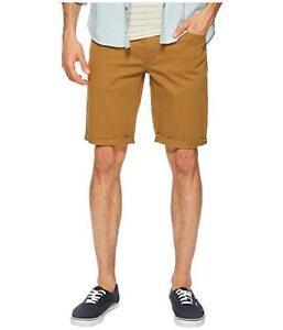 409f95c225 Levis Mens 511 Slim Fit Khaki Cut Off Shorts Tag Size 40 | eBay
