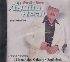 RAUL DE LA TORRE EL AGUILA REAL DOS ARBOLITOS CD SEALED