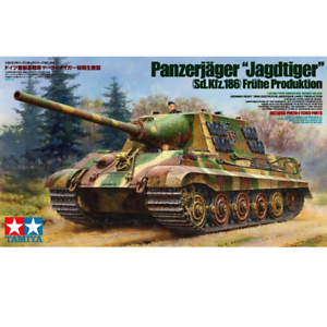 Tamiya 35295 Chasseur de chars (sd.kfz.186) Bonne production 1/35 jagdtiger