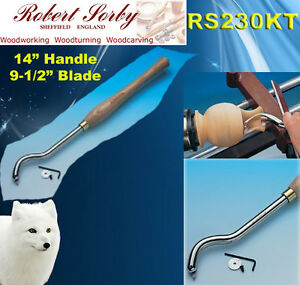 Woodturning-Robert-Sorby-RS230KT-Hollowing-Tool