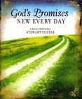 God's Promises New Every Day: A Daily Devotional by Stewart Custer (Paperback / softback, 2004)