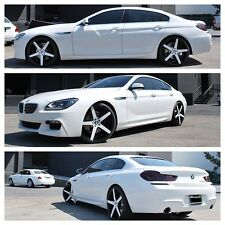 XO Luxury Miami Wheels 9&10,5x22 5x120 Felgen Bmw M6 F01 F02 F12 F13 F10