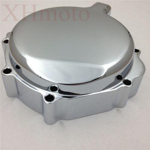 Engine Stator Cover For Suzuki 01-03 GSXR 600//00-03 GSXR 750//01-02 GSXR 1000 Chr