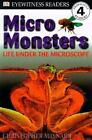 Micro Monsters Life Under The Microscope 9780789447562 by Christopher Maynard