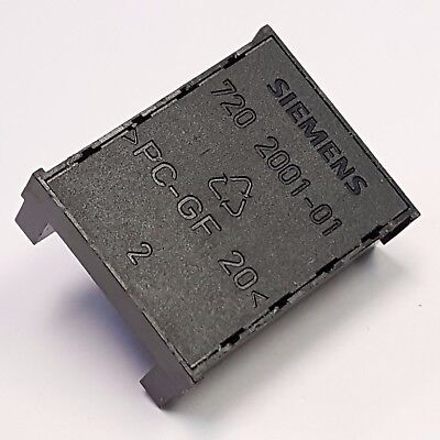 Qty 4 PC-GF20 Adapter//Bus Connector Siemens 720-2001-01