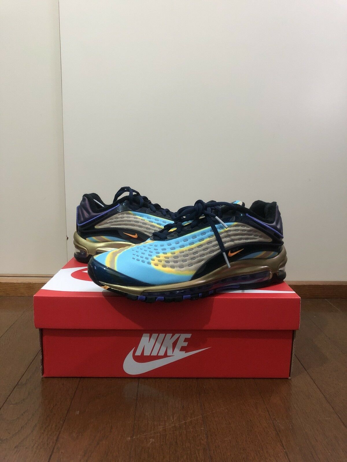 Nike Air Max Deluxe BNWT Größe 8 Brand New DS DS DS c09536