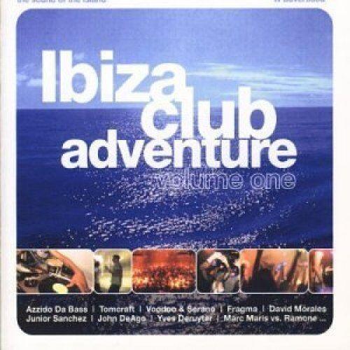 Ibiza Club Adventure 1 (2001) | 2 CD | Marc Maris vs. Ramone, Vodoo & Serano,...