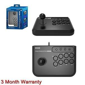 HORI-Fighting-Arcade-Stick-Mini-4-Controller-for-PlayStation-4-and-3