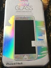 CM034972 Gilded Glass Screen Protector Case-Mate iPhone 7 6s 6 Iridescent 846127172783