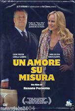 Un amore su misura (2006) DVD NUOVO SIGILLATO Renato Pozzetto Anna Galiena Cochi