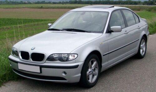 BMW E46 Facelift Kotflügel links Titansilber Metallic 354//7 Lackiert 2001-2005