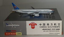 Starjets SJCSN041 Boeing 777-21BER China Southern B-2057 in 1:500 scale