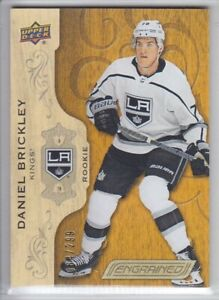2018-19-UD-ENGRAINED-DANIEL-BRICKLEY-RC-064-299-ROOKIE-69-Upper-Deck-Kings