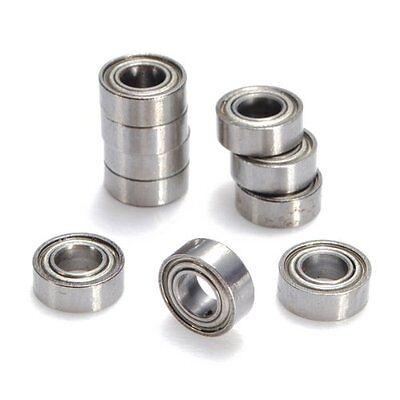 10x Miniatur Kugellager MR84-ZZ Rillenkugellager Industrie Top Qualitaet GY