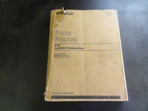 Caterpillar-CAT-836-Landfill-Compactor-Parts-Manual-SEBP2211-3RL