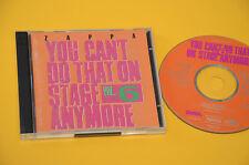 2CD (NO LP )ZAPPA YOU CAN'T..VOL 6 UK 1993 EX
