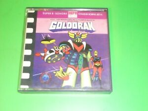 FILM-SUPER-8-GOLDORAK