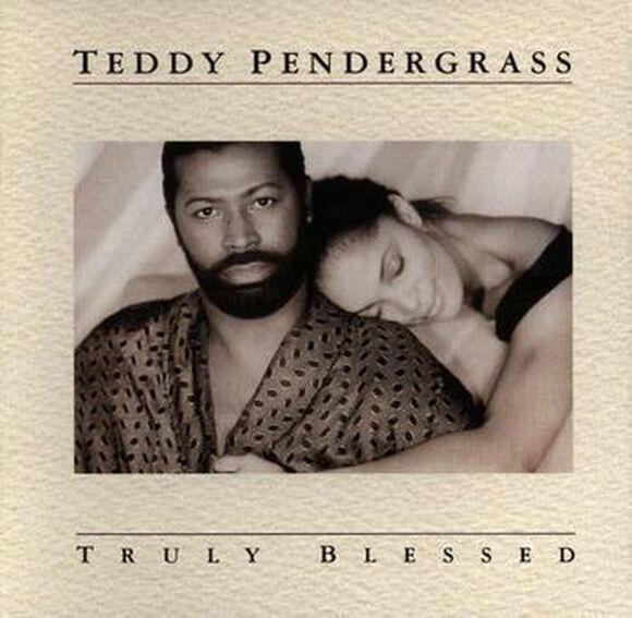"12"" Teddy Pendergrass Truly Blessed (Chart Hit Soul Album) 90`s Elektra"