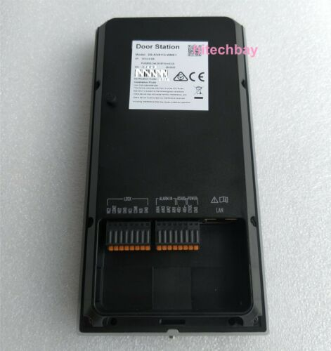 """7/"""" Indoor Station Hikvision IP Video Intercom Kit DS-KV8113-WME1 Door WiFi PoE"""