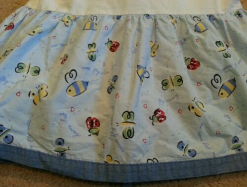 Eddie Bauer Home Crib Skirt