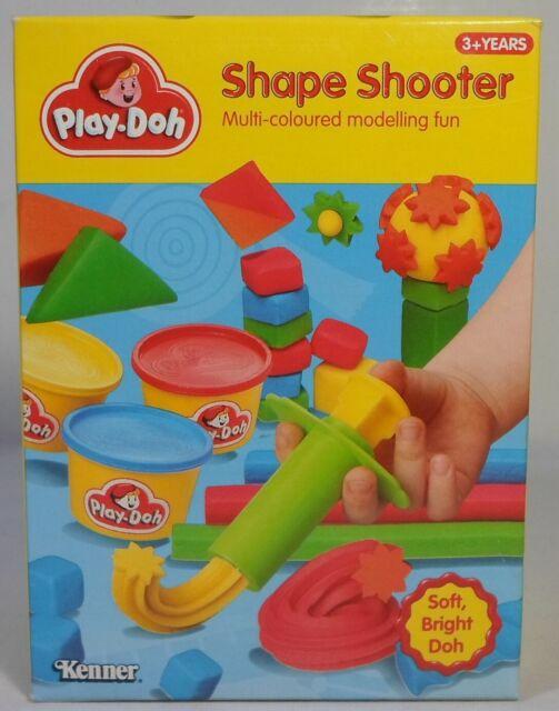 Kenner Play Doh Vtg 1992 Tonka Shape Shooter European MISP