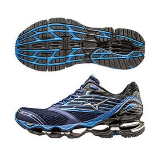 MIZUNO WAVE PROPHECY 5 Men's Running Shoes 100% Authentic J1GC160004 A