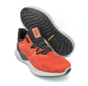 9c8f8d826 Image is loading Adidas-Alphabounce-Beyond-Red-Continental-Running-Shoes -AC8226-