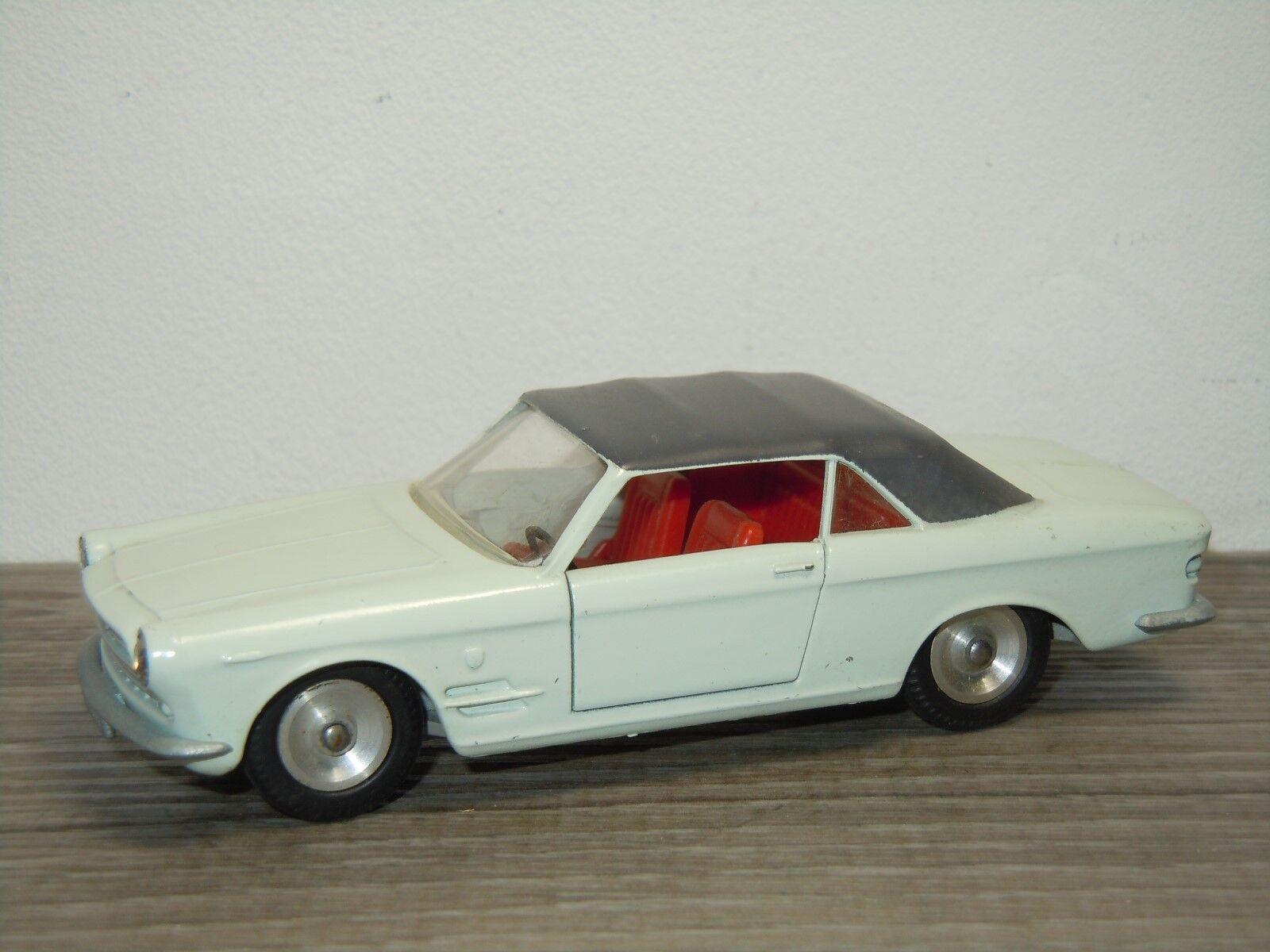 Fiat 2300   s cabriolet ghia - solido 133 frankreich 1 43  34188