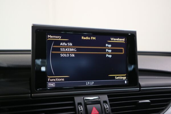Audi A6 1,8 TFSi 190 Ultra S-line S-tr. billede 7