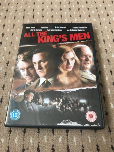 1 of 1 - All the King's Men DVD (2008) Sean Penn