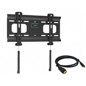 fixed led plasma vizio tv wall mount bracket 32 36 40 42. Black Bedroom Furniture Sets. Home Design Ideas