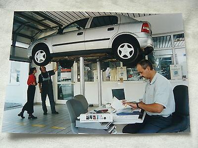 O0002 Opel Astra Direktannahme Presse-foto Werkfoto Press Photo 09.1998 Rabatte Verkauf