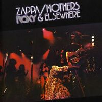 Frank Zappa - Roxy & Elsewhere [new Cd] on sale