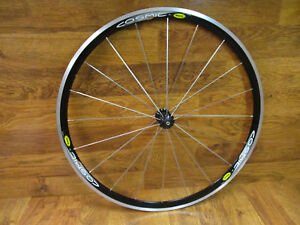 01ee5530332 Image is loading MAVIC-COSMIC-ELITE-700C-CLINCHER-BLADED-AERO-FRONT-