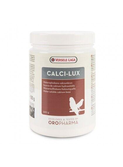 Versele-laga CALCI-LUX 500 grams CALCIUM SOURCE goldpharma feed birds