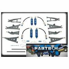 Fabtech FTS22024BK 6Coil Box 4Wd Spr Dty 05