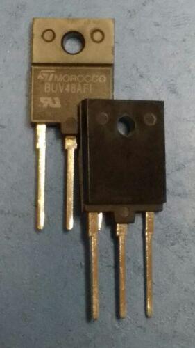 Transistor BUV48AFI nuevo y sin usar,