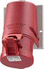 MENNEKES  32 CEE-Wandsteckdose 5polig 400V 32A TwinCONTACT