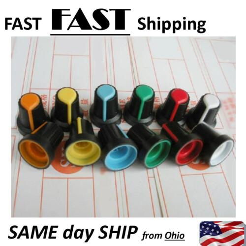 6mm small replacement knob for musical equipment pro studio equipment parts