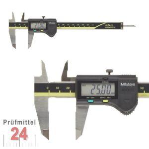 Digitaler-Digital-Messschieber-Schieblehr-150-mm-Mitutoyo-500-184-30-rund
