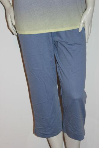 "Triumph pyjama /""summer breeze pk 22/"" taille 38 Blanc Avec Bleu//Jaune Batik Design"