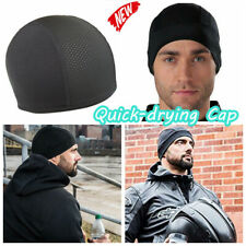 Sport Quick-Drying Cap Riding Moisture Wicking Cooling Hat Helmet Inner Liner US