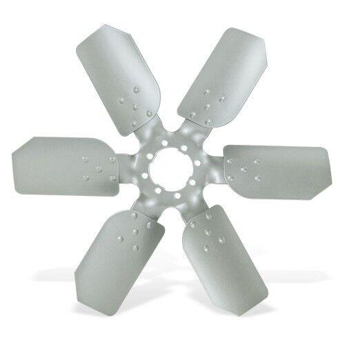 Silver Flex-A-Lite 6717 17in Belt Driven Clutch Fan