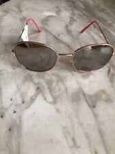 1f97cda3be7 Halston Sunglasses HH 142 71 Rose Gold Silver Mirrored Designer Sunglasses