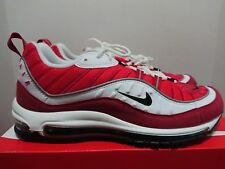"216e96d49f item 1 Nike Air Max 98 wh/blk size 12 WMNS ""Gym Red"" Women Valentine size  10.5 MEN'S -Nike Air Max 98 wh/blk size 12 WMNS ""Gym Red"" Women Valentine  size ..."