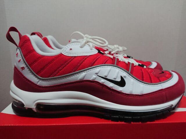 f71f4de8 Nike Air Max 98 Gym Red Valentine's Red Women Am98 Sz 8 for sale online |  eBay