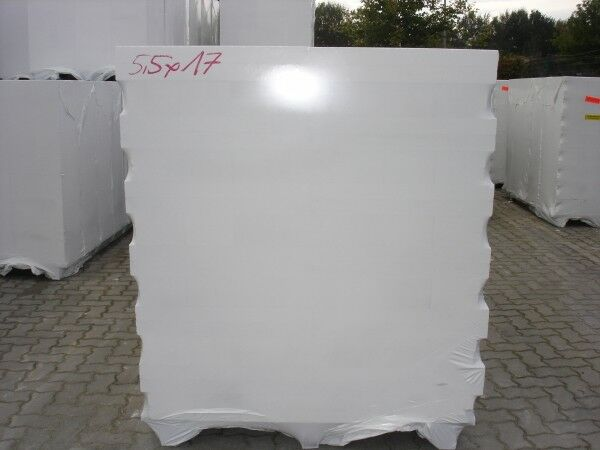 1 Palette Plansteine PP2 0,4 - 5,5 x 17 x 62,5 cm   21,50 m²  inkl. 25Kg Porenbe